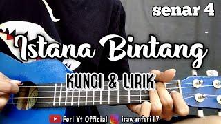 Download Mp3 Istana Bintang - Setia Band  Kunci & Lirik  Cover Kentrung Ukulele By Feri Y