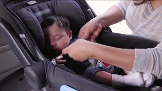 Consumer Reports investigates: Is it safe for babies to sleep in car seats?