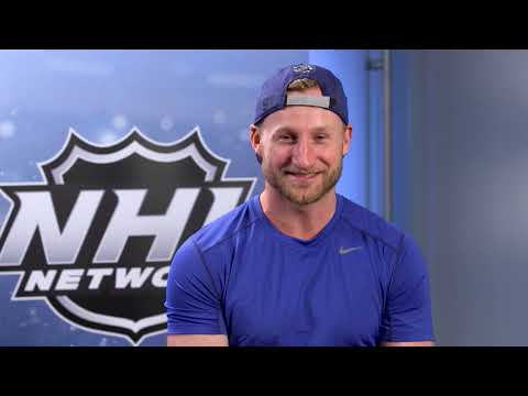 NHL Network Ice Time: Steven Stamkos talks about his hockey roots