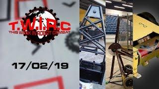 This Week In Robot Combat | 17/02/19