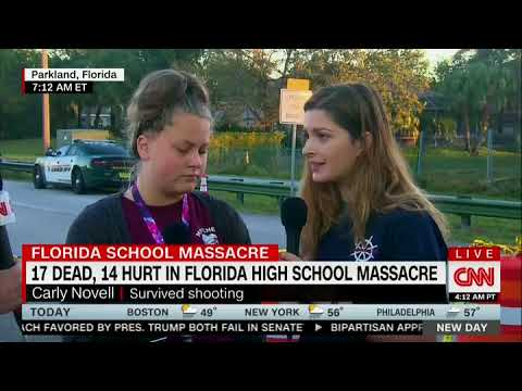 Florida Shooting Survivor Slams Tomi Lahren:'People Are Dead,' Don't Tell Me When to Talk About Guns