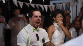 Wedding Haka (Hong Kong 2016)