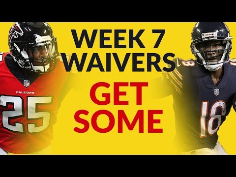 The Week 7 Fantasy Football Waiver Wire Is Full Of Possibilities Even If It's Not Full Of Superstars