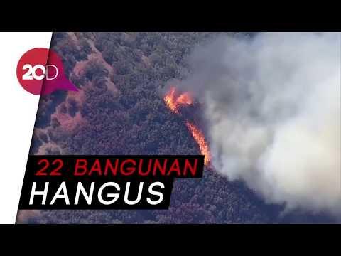 Kebakaran Hutan di California Membesar Mp3