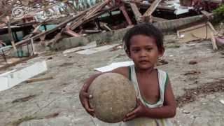 Philippinen nach dem Taifun Haiyan