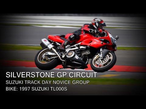 Silverstone GP Circuit - Suzuki Track Day TL1000S 2016