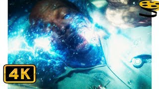 Макс Диллон превращается в Электро | Новый Человек-паук: Высокое напряжение (2014) | 4K ULTRA HD