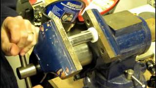 BMW & Rolls Royce Parking Brake Actuator Gear Repair How To with Reset Instructions