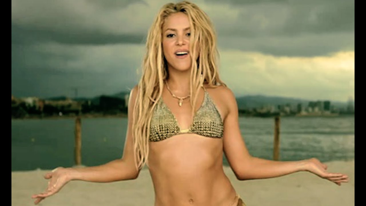 Best Shakira Songs - Top 10 List of Shakira Songs