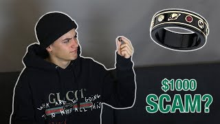 $1000 Gucci planet ring is a S…