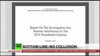 Mueller Report drops but STILL not enough for Dems