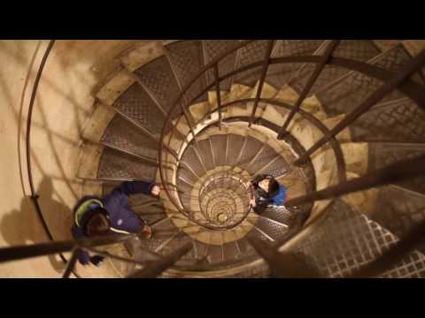 Climbing The Arc De Triomphe