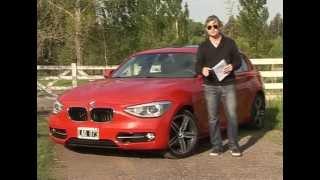 BMW 118i - Test - Matías Antico