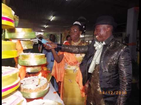 amina asaph du ciel au mariage de david ouattara mission evangelique schadrac - Mariage Evangeliste