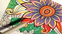 Adult Coloring HACKS! Tips & Tricks