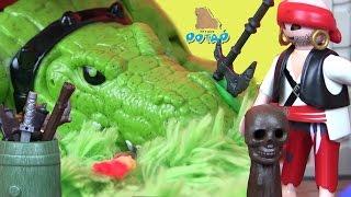 Мультики для Детей Playmobil Мультики про Пиратов Pirates Видео для Детей. Игрушки для Мальчиков