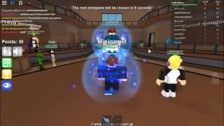 ROBLOX - lag nen bi thoat ra game