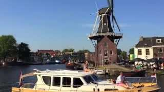 Boating Holiday in Holland