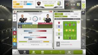 Goalunited PRO football manager for experts #2