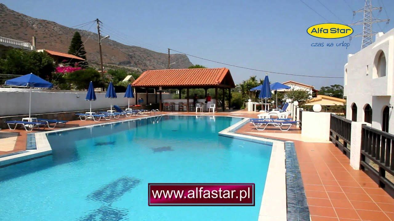 Hotel Dimitra Crete Greece