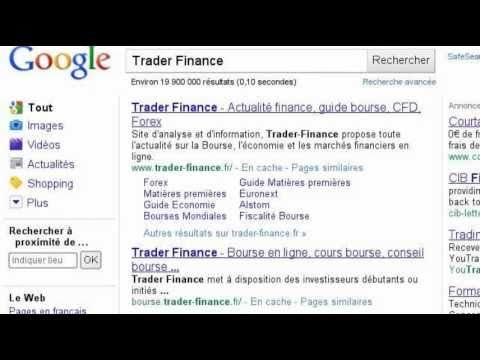 Trader-Finance.fr : Portail financier d'information