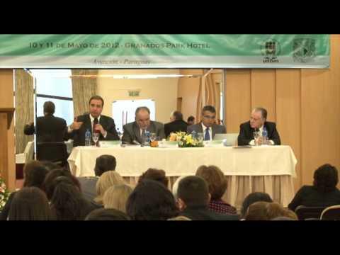 Panel 1 - Eduardo Ferrer Mac-Gregor (México) - 10-05-2012