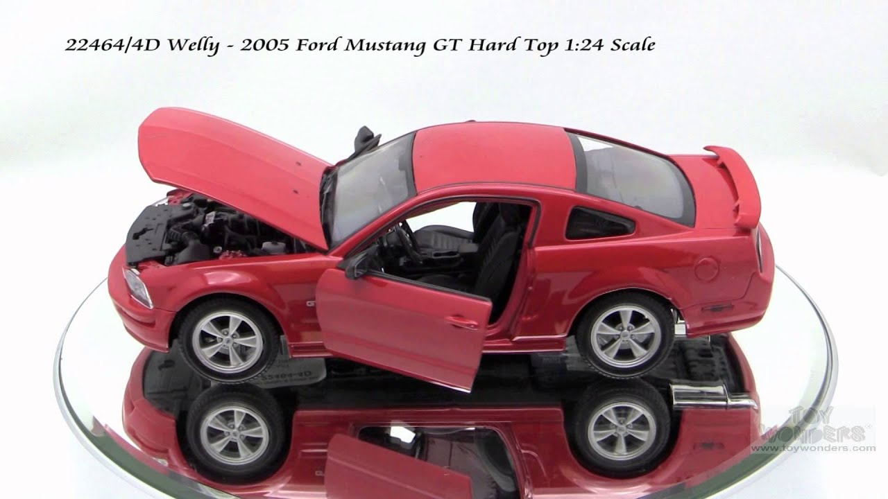 22464 4D Welly 2005 Ford Mustang GT 124 Scale Diecast Wholesale & 22464 4D Welly 2005 Ford Mustang GT 124 Scale Diecast Wholesale ... markmcfarlin.com