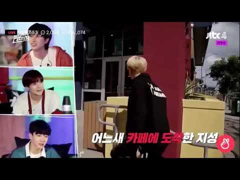 Jisung Speaks English