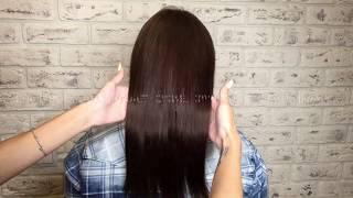 Кератиновое выпрямление и восстановление волос INOAR G.HAIR