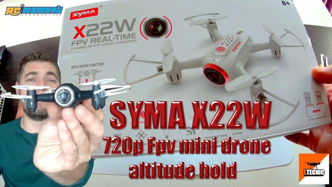 syma x22w batteria  SYMA X22W, Batería a 400 mah, Fpv wifi altitude hold mini drone ...
