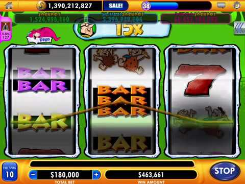 Spiele The Flintstones - Video Slots Online