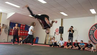 Gambar cover Martial Arts Athlete Day Tricking Battle Finals