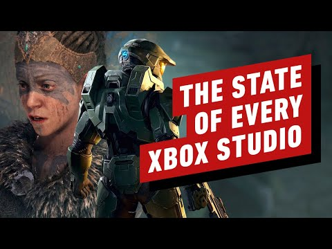 The State of Every Microsoft First Party Studio