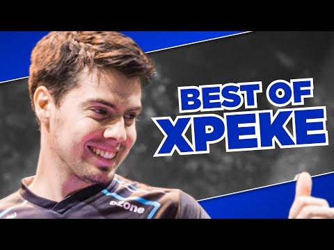 Best Of xPeke - The Midlane Beast | Funny Montage