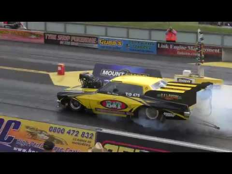 IHRA National Drag Finals 2018 4k UHD
