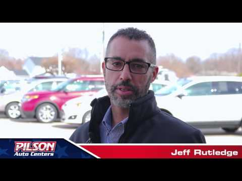 Meet Jeff Rutledge at Pilson Auto