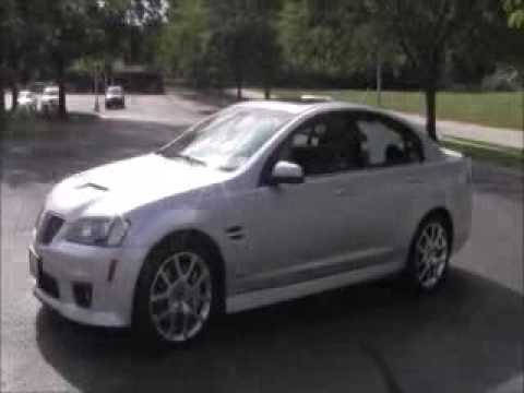 Used 2009 Pontiac G8 Gxp For Sale At Honda Cars Of Bellevuean