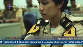 Download Video Penerimaan Calon Taruna Kementerian Perhubungan tahun 2019 MP3 3GP MP4