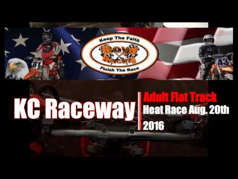 KC Raceway August 20th 2016