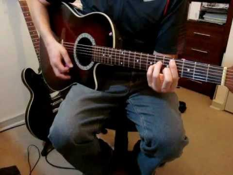 Cheap Trick / The Flame / Guitar Cover