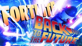FORTNITE: My Vision of What I saw on the Rocket Launch *BACK IN TIME*
