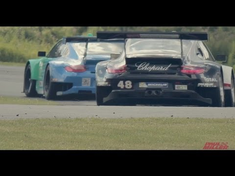 Paul Miller Racing: Limerock Park ALMS Race