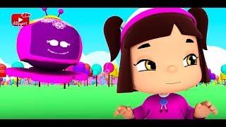 Pepee - Leliko - Renkler Şarkısı - Renkleri Öğrenelim - Eğitici Çizgi Film - Leliko TV