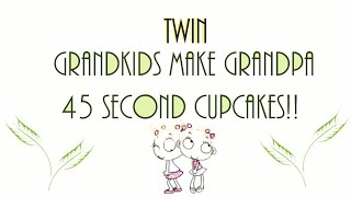 RECIPE &amp HAVING FUN WITH MY TWINS...GRANDDAUGHTERS