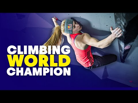 What It Takes To Be The Best At Rock Climbing w/ 2x IFSC World Champion Shauna Coxsey