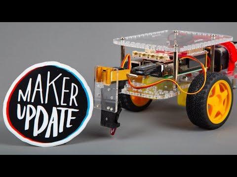 Maker Update: Arduino Snow