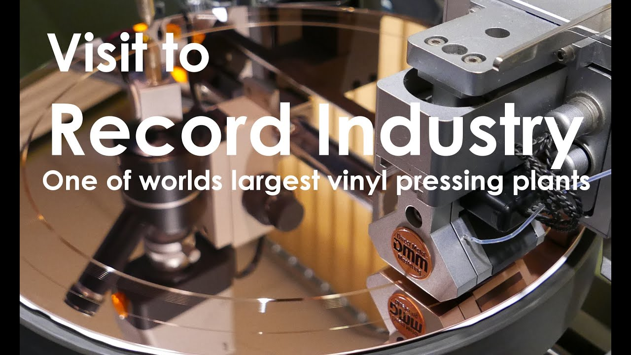 Sony will start pressing vinyl records again because they're trendy