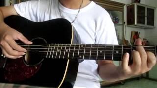 Nơi Tình Yêu Kết Thúc Guitar Cover-Minh Quân
