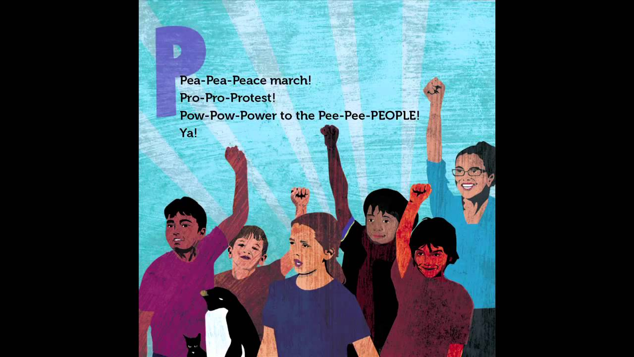 Books Worth Reading:  A is for Activist