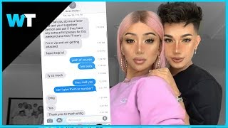 Nikita Dragun DEFENDS James Charles vs Tati Westbrook